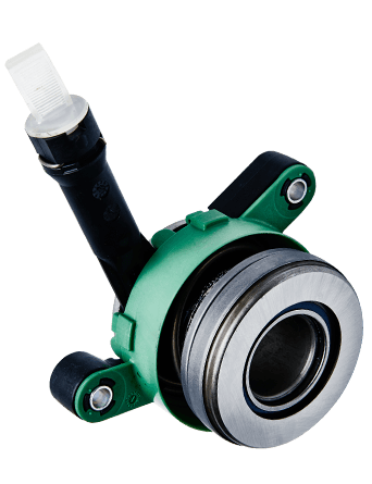 Hydraulic clutch release bearing
